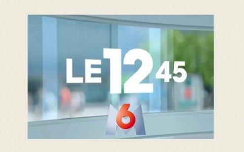 M6 - Journal télévisé 12/45