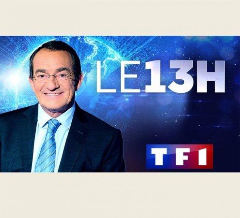 TF1 - Journal télévisé de 13 heures