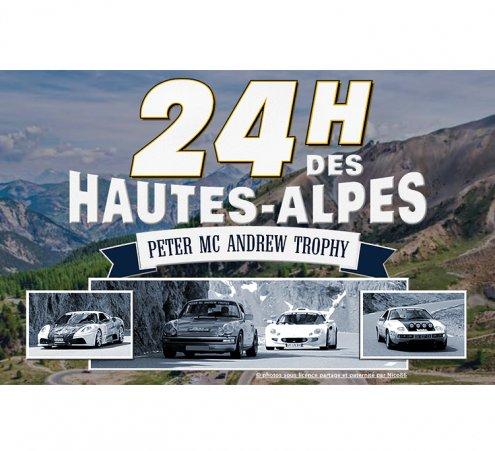 24h des Hautes Alpes : Un défi automobile solidaire !