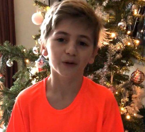 Owen, petit prince ayant participé à l'édition 2019