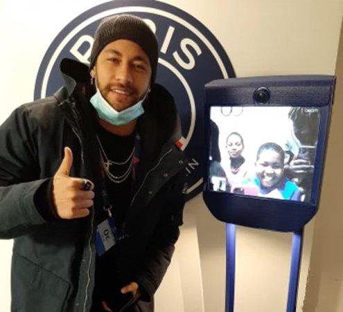 Hamady, fan du PSG