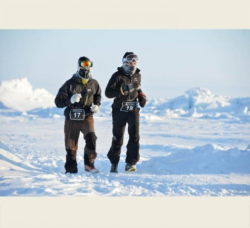 Traverser l'Antarctique et réaliser des rêves d'enfants