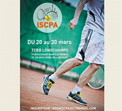 Tournoi de tennis solidaire à Boulogne Billancourt