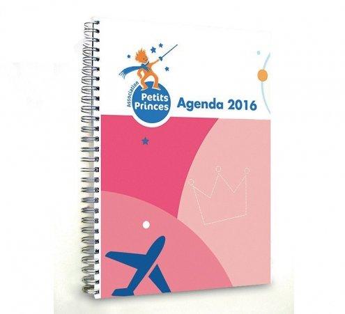 Agenda 2016 de l'Association Petits Princes