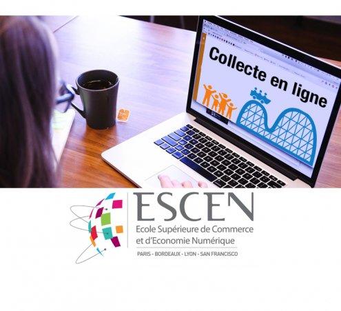Hackathon de 24h pour les étudiants de l'ESCEN !