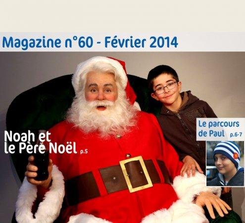 Magazine n°60 - Noah et le Père Noël