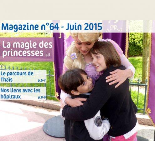 Magazine n°64 - La magie des princesses