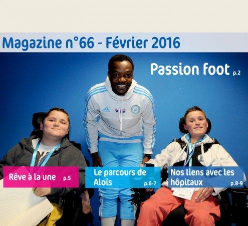 Magazine n°66 - Passion foot