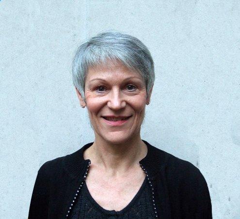 Françoise, bénévole depuis 2010