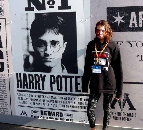 L'univers magique d'Harry Potter
