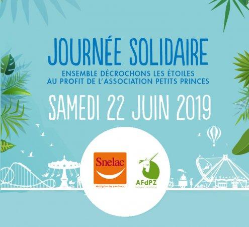 Journée solidaire : tous aux parcs !