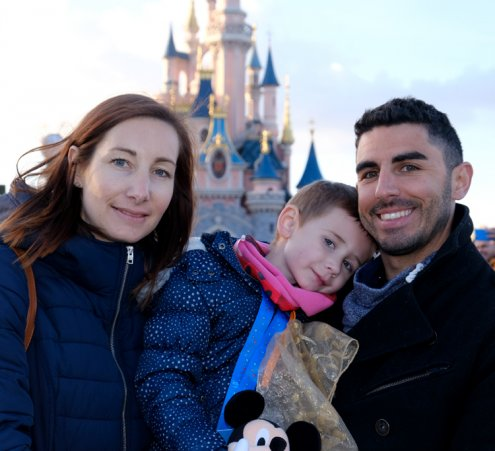 Une princesse à Disney
