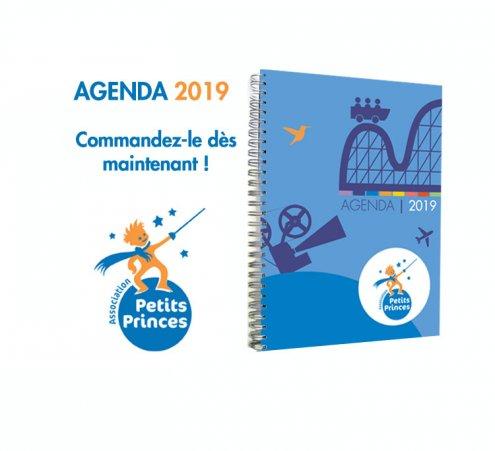 Agenda 2019 de l'Association Petits Princes