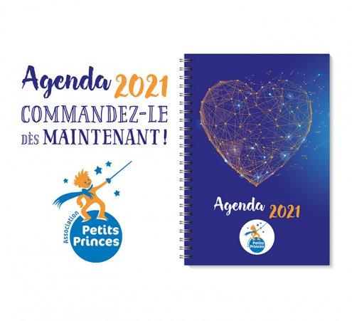 Agenda 2021 - Association Petits Princes