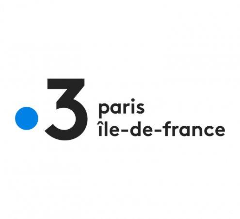 France 3 Ile-de-France - 19/20 - Un tour de France solidaire