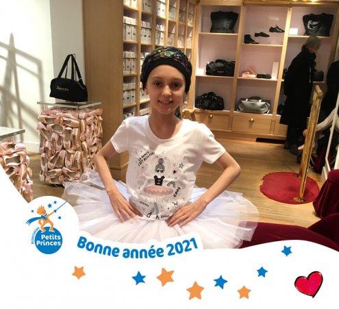 2021 : ensemble pour les enfants malades