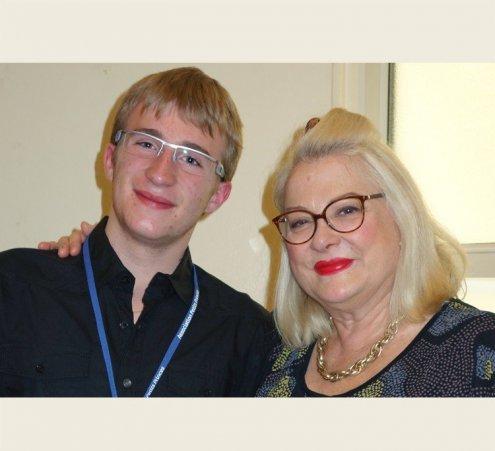 Paul rencontre Josiane Balasko