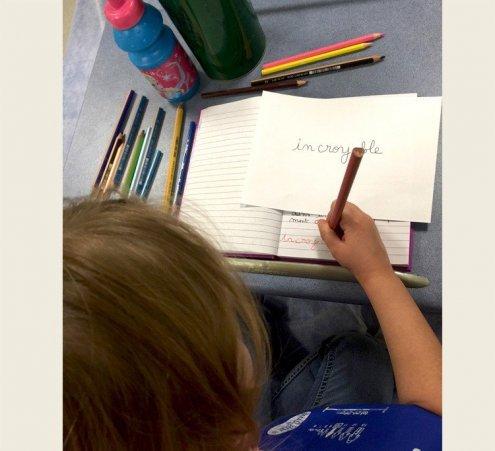 Ateliers d'écriture à l'hôpital Robert Debré