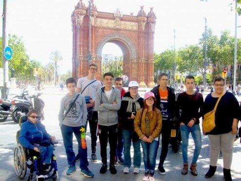 Découvrons Barcelone, du 14 au 16 mai 2016
