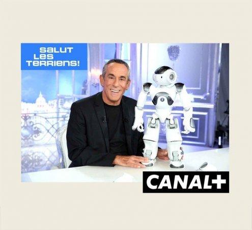Canal + Salut les Terriens