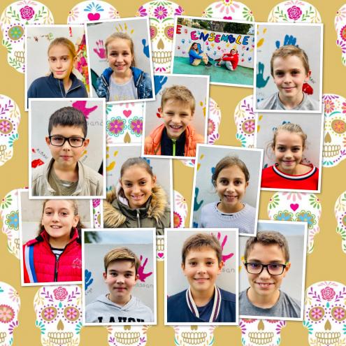 La randonnée solidaire des jeunes de Cavalaire