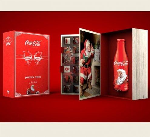 Les Vitrines de Noël Coca-Cola 2013
