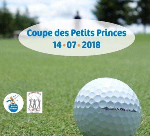 A Wimereux, les golfeurs ont du cœur
