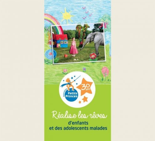 Plaquette de présentation de l'Association Petits Princes