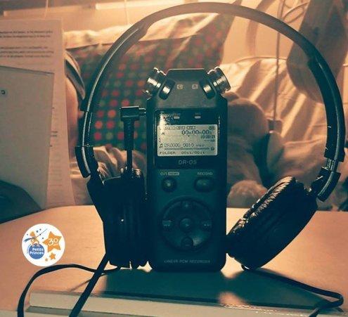 Emission de radio au CHU de Rennes