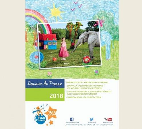Dossier de presse de l'Association Petits Princes