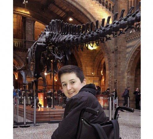 Hugo, 14 ans, à la découverte de Londres