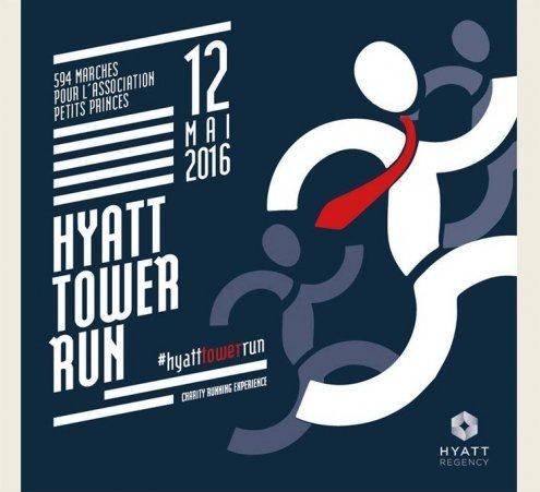 Hyatt Tower Run : une course qui prend de la hauteur !