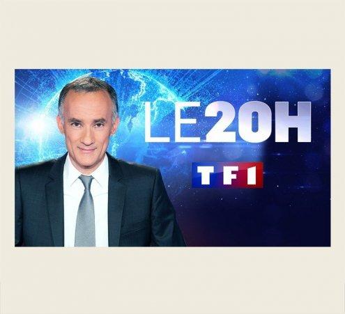 TF1 - Journal Télévisé 20h