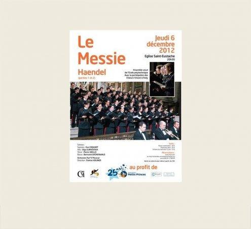 Concert du 6 décembre - Eglise Saint-Eustache