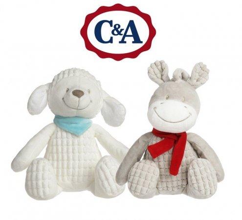 Deux mascottes pour un Noël solidaire