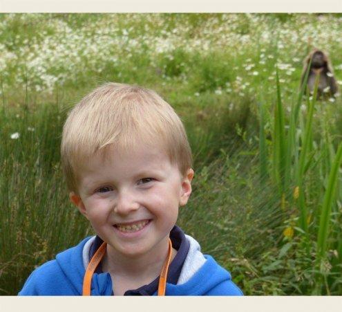Un petit prince sur la planète des singes
