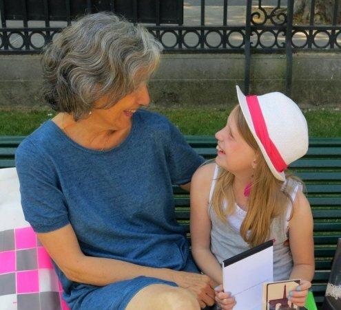 Brigitte, bénévole depuis 5 ans