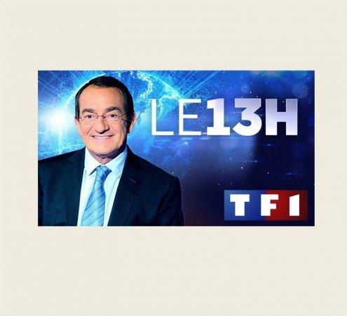 TF1 - Journal Télévisé 13h
