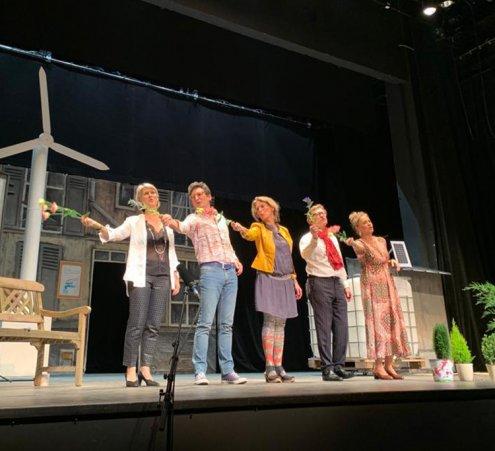 La compagnie du Petit Théâtre – Echauffements Climatiques