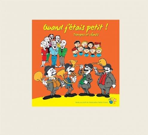 """Nouveauté """"Rallye Moustache"""" : un CD de comptines sonnées et chantées !"""