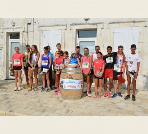 3ème édition de la course « La Clémentine » à Salignac sur Charente