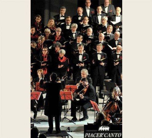 « Piacer' Canto » chante pour les petits princes