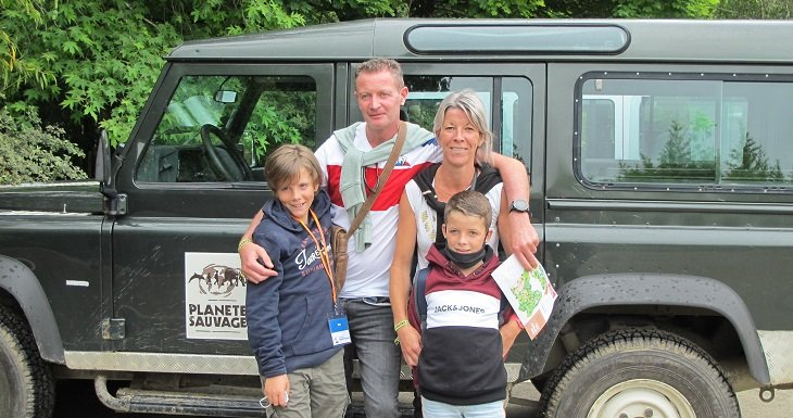 Le safari de Noa, un rêve en famille