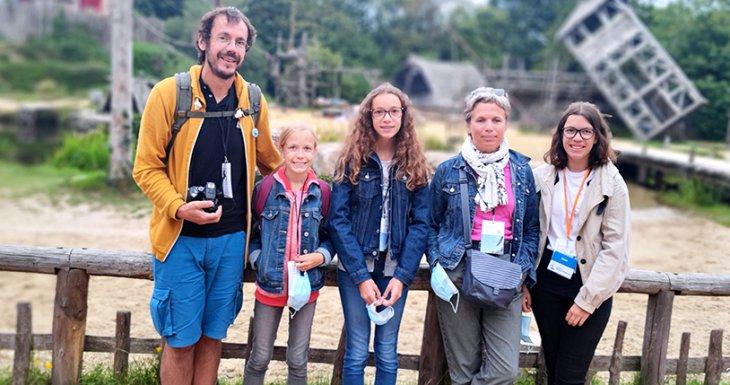 Weekend magique en famille au Puy du Fou