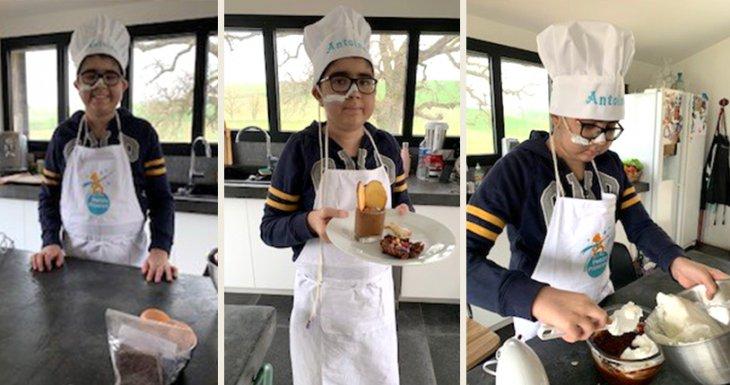 Apprendre à pâtisser