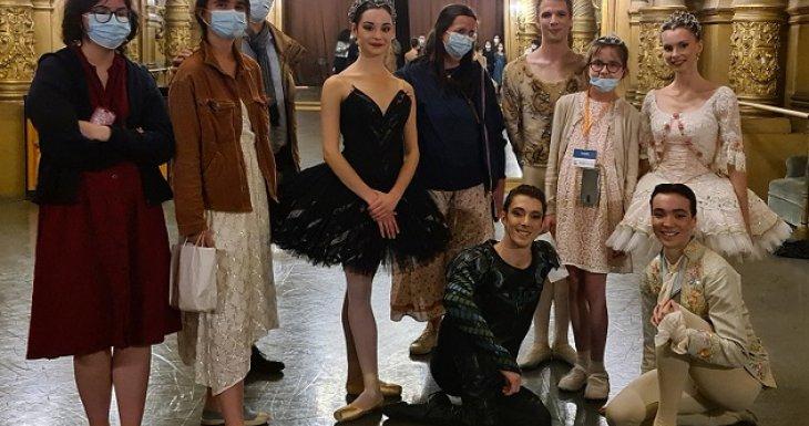 Eulalie à l'Opéra de Paris