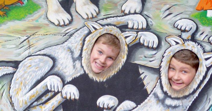 Clément et le loup