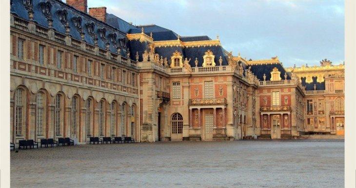 Une princesse à Versailles !