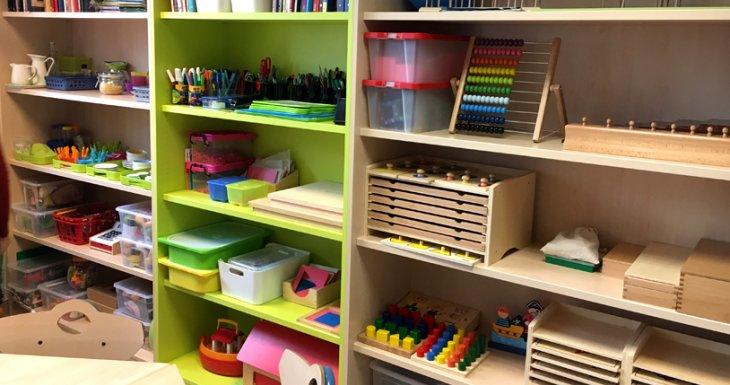Le centre scolaire de l'hôpital Armand Trousseau AP-HP adopte la pédagogie Montessori