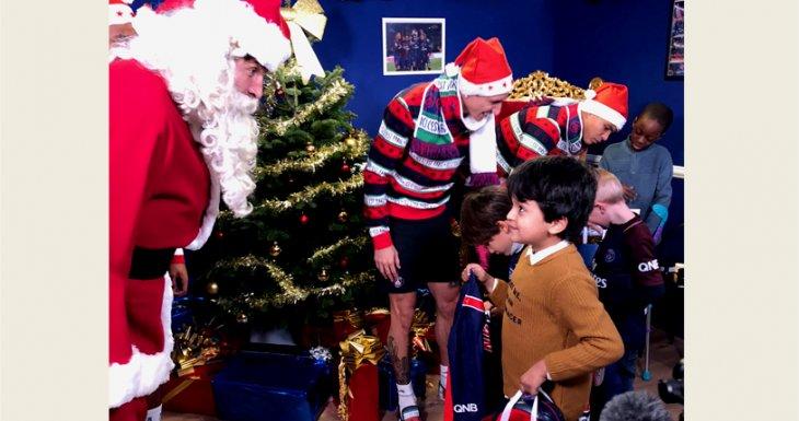 Un Noël au PSG